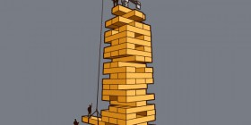 Jenga versión construcción