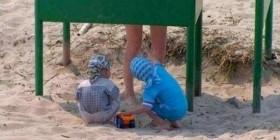 La curiosidad de los niños