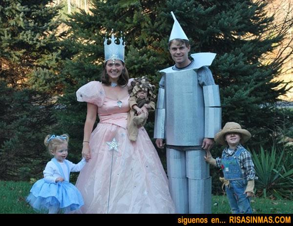La feliz familia de Oz