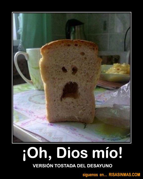¡Oh, Dios mío!