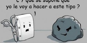 Papel vs Piedra