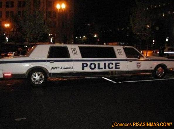 Policía de Las Vegas