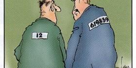 ¿Lleva mucho tiempo en la cárcel?