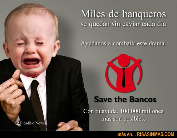Save the bancos