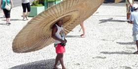 El sombrero más grande del mundo