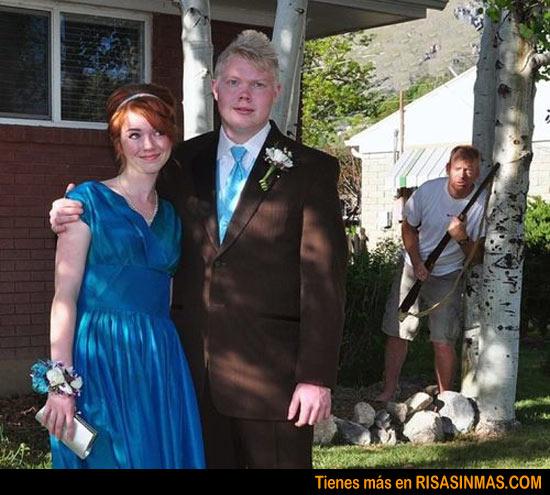 Típica boda rusa