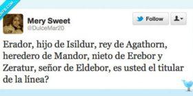 Erador, hijo de Isildur...