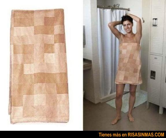 Llega la toalla censuradora