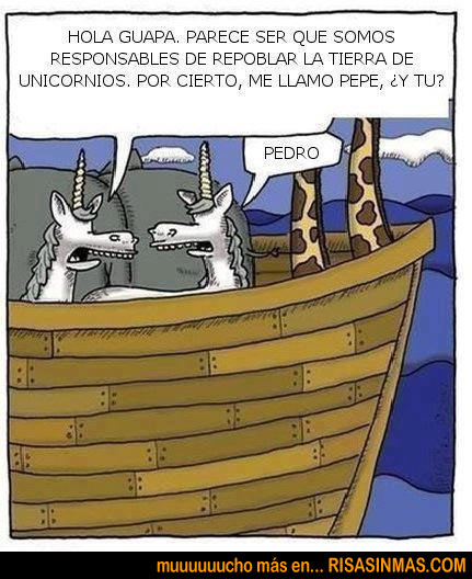 Así se extinguieron los unicornios