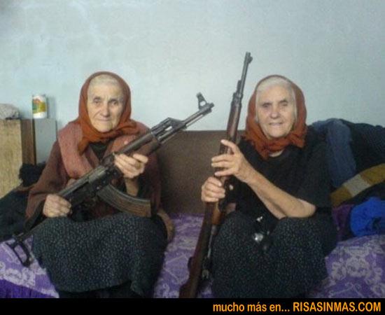 En Uzbekistán no se atreven con los pensionistas