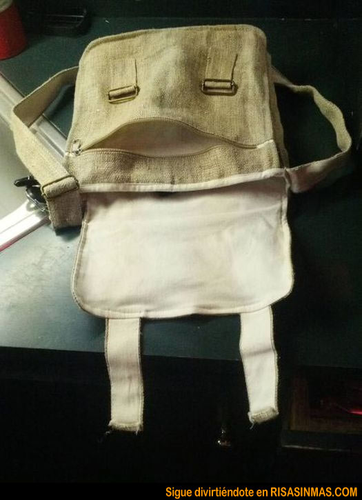 Un bolso con personalidad