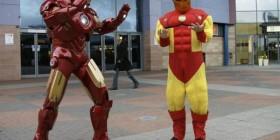 Disfraces de Iron Man según presupuesto