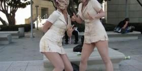 Disfraz de enfermera de Silent Hill