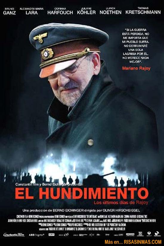 El hundimiento. Los últimos días de Rajoy