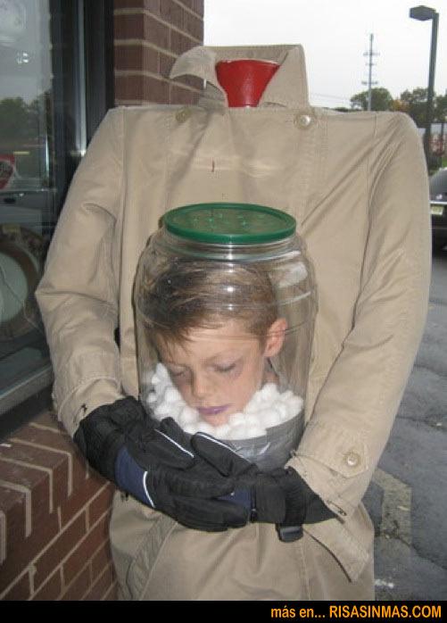 El mejor disfraz de Halloween