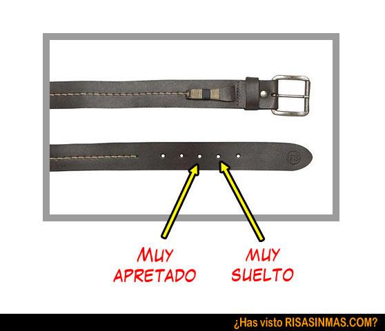 El eterno problema de los cinturones