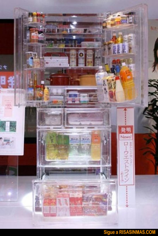 El frigorífico que querrás tener