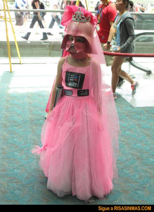 Esta es tu hermana, Luke