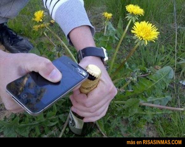 Otro buen uso del IPhone
