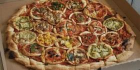 La madre de todas las pizzas