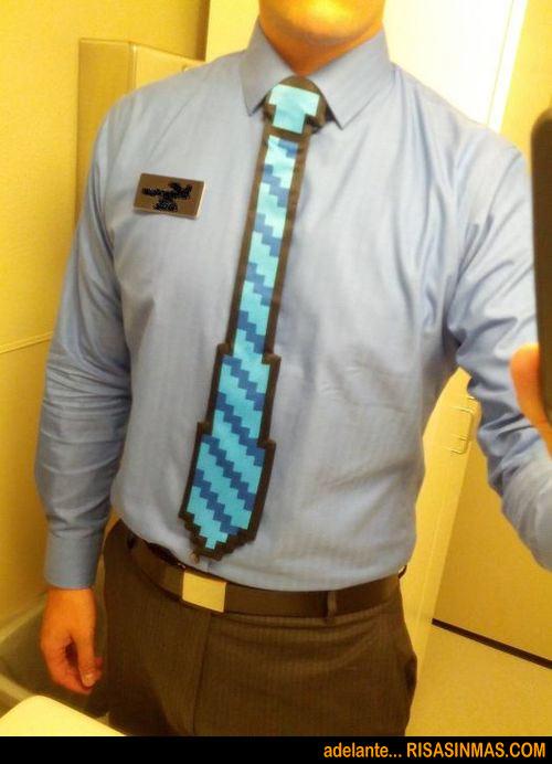La corbata que quieres tener