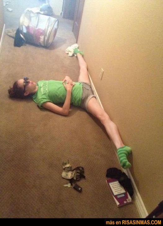 La postura ideal para dormir la siesta