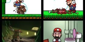 La verdadera historia de Mario Bros