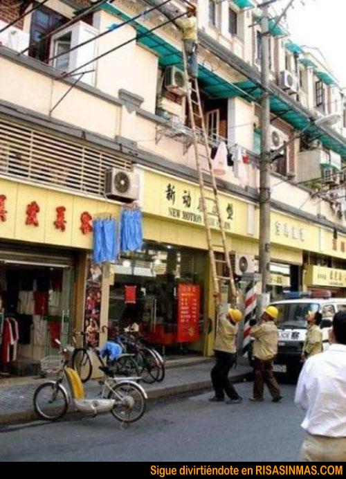 Malabarismo chino