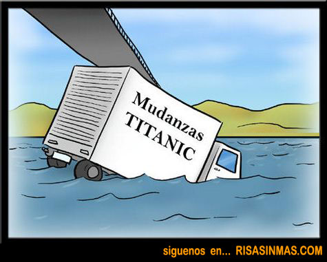Mudanzas Titanic