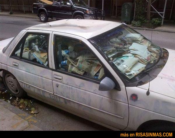 Los nuevos contenedores de basura
