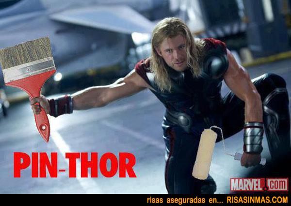 Pin Thor