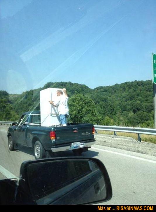 La seguridad del frigorífico ante todo