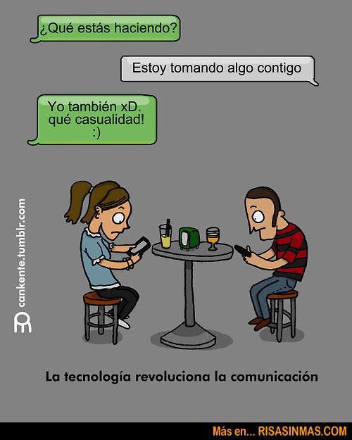 La tecnología revoluciona la comunicación