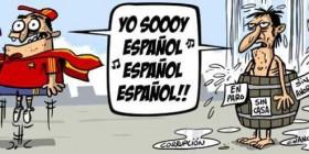¡YO SOY, ESPAÑOL, ESPAÑOL, ESPAÑOL!