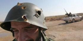 Nunca recicles un casco de combate