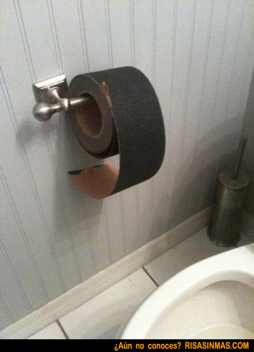 Papel higiénico de Chuck Norris