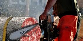 Campeonato del mundo de cortar salami