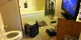 Convertir tu baño en el salón