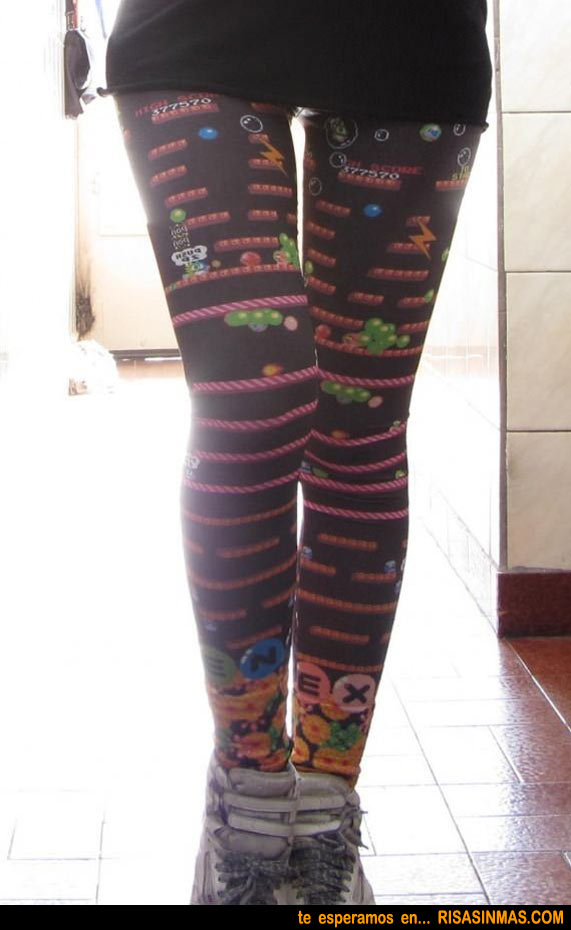 Leggins Bubble Bobble