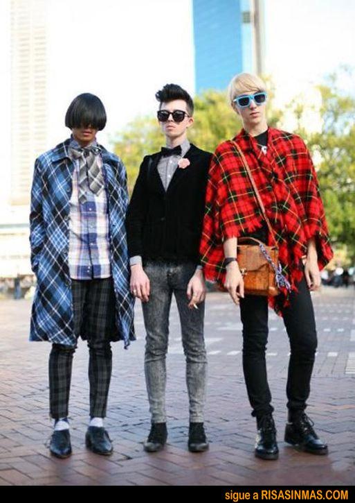 ¿Quién de los tres necesita un GPS?