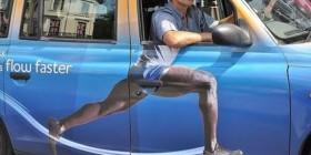 Taxista deportista