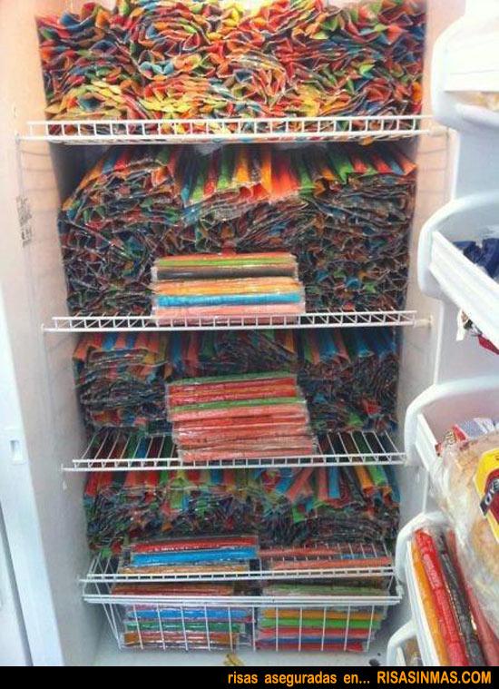 El frigorífico soñado por los niños