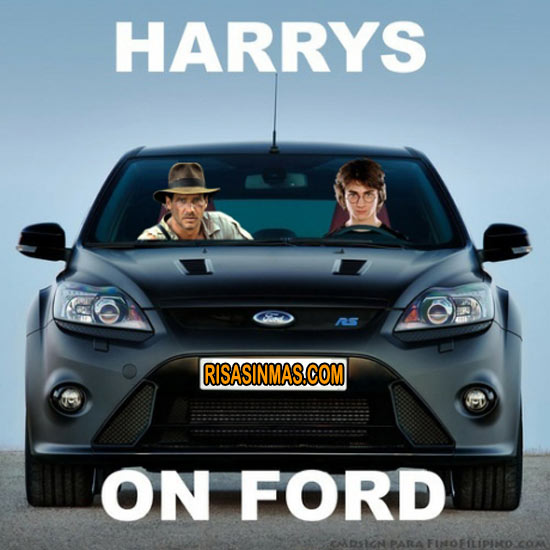 Harrys on Ford