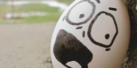 Huevo escondido