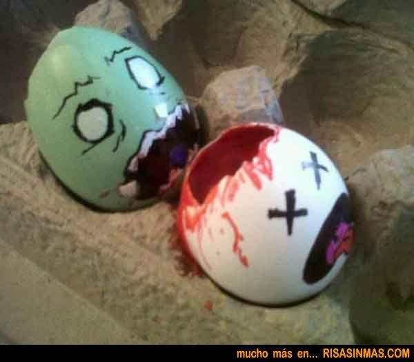 Huevo zombie