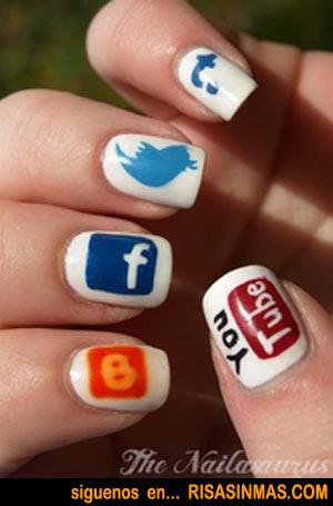 Las uñas de una geek