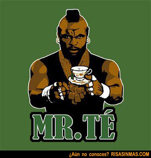 Mr. Té