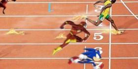 Usain Bolt gana a los más rápidos del mundo