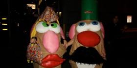 Disfraces de la Sra. y Sr. Potato
