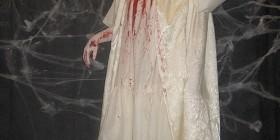 Disfraz Halloween mujer decapitada